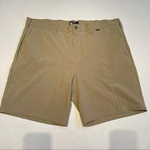 Hurley kaki shorts great design
